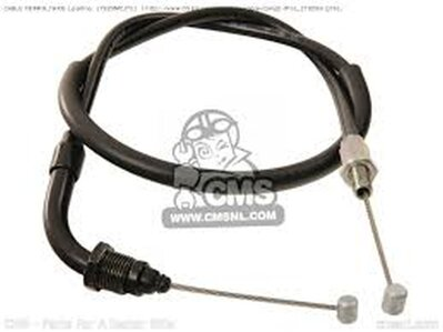 CABLE A, THROTTLE 17910-MCJ-751
