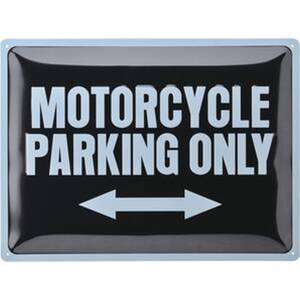 MOTORCYCLE PARKING ONLY - 10014121