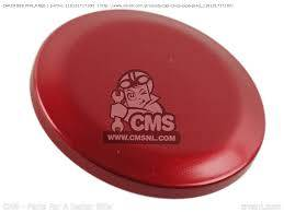 CAP,CROSS PIPE,P.RED 11012171710N